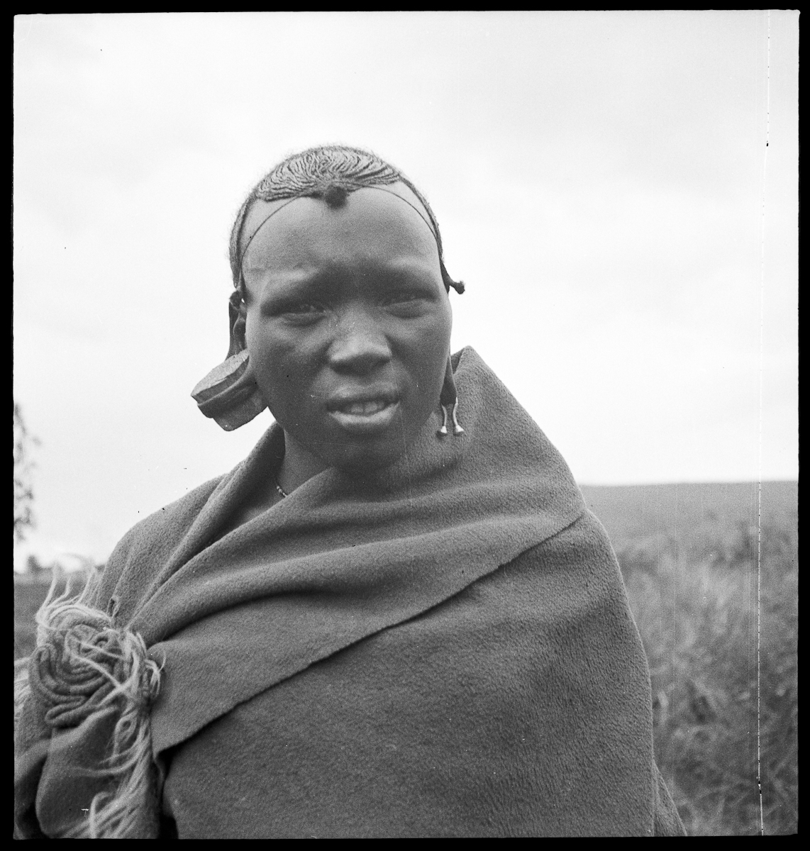 Edward Evan Evans-Pritchard Date of Photo: 1936 Continent: Africa  Geographical Area: East Africa Country: Kenya Region/Place: Nyanza Cultural  Group…